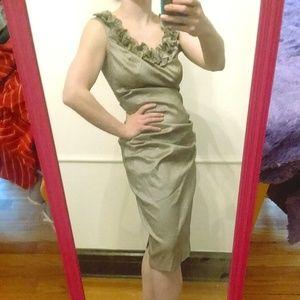 NWT SUITE 7 Empire Dress Size 10